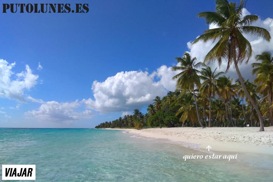 Viajar: ¡nos vamos al caribe!