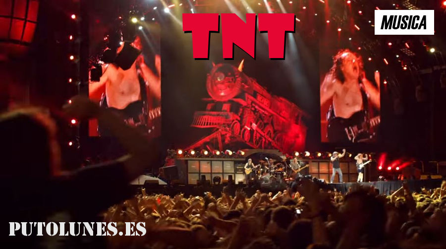 Música: AC/DC ¡¡¡TNT!!!