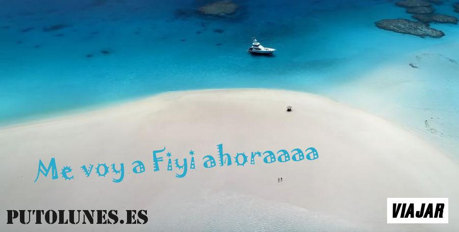 ¡Vámonos a Fiyi!