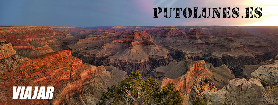putolunes - viajar - Grand Canyon