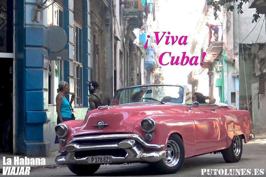 Cuba: La Habana vieja.