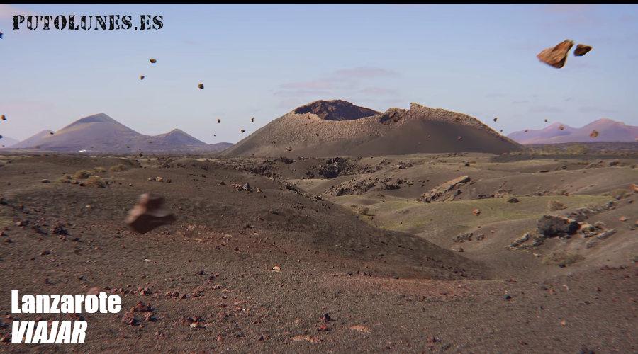Lunes viajero: viaje virtual a Lanzarote, Canarias.