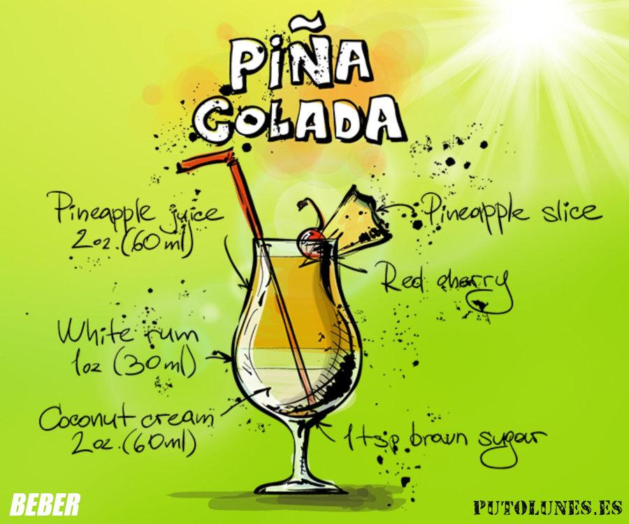 putolunes.es | beber - piña colada