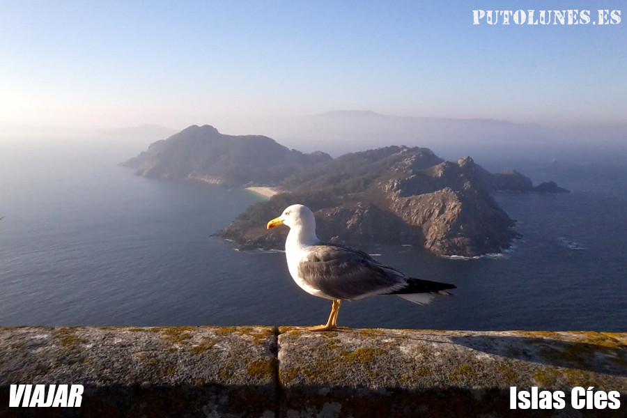 Viaje virtual: las islas Cíes
