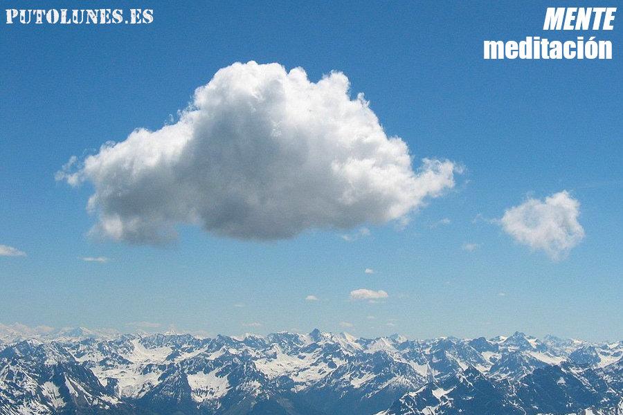 Soy una nube.