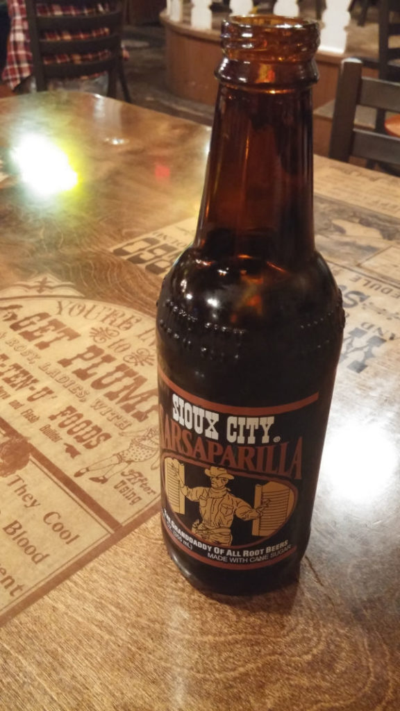 Sioux city Sarsaparilla