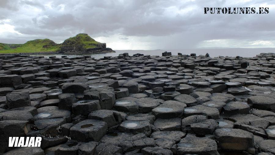 Viaje virtual: la calzada del gigante (Irlanda)