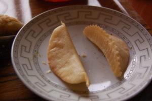 Pastas árabes. Cuernos de gacela.